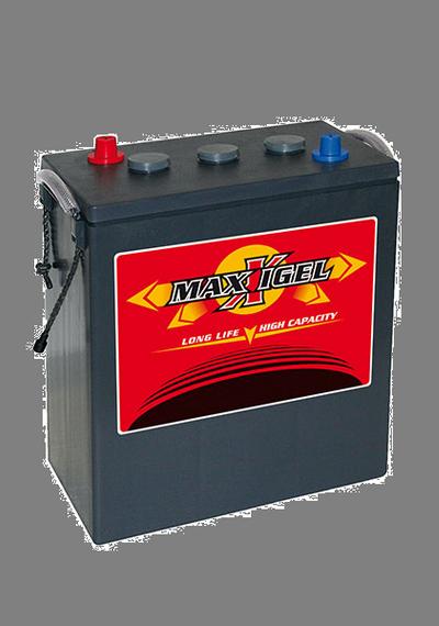 Тяговая аккумуляторная батарея BECKER maxxigel 6V 250Ah