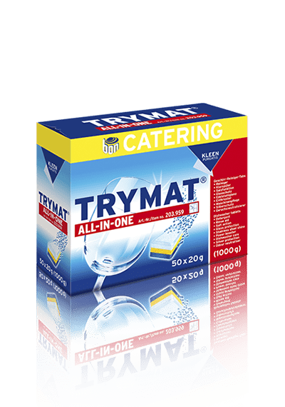 Kleen Purgatis Trymat All-In-One