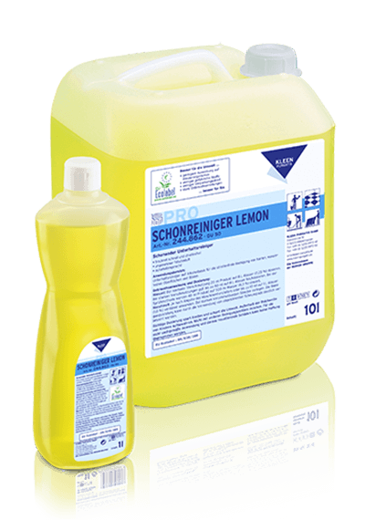 Kleen Purgatis Sensitive Cleaner Lemon (10 л)